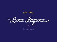 Luna Laguna Logo & Naming Design