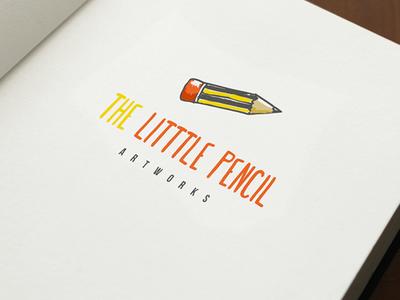 The Little Pencil Artworks Logo