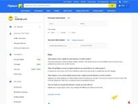 Profile information attachment 1