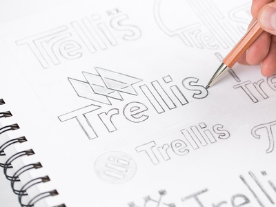 Trellis Sketch Book