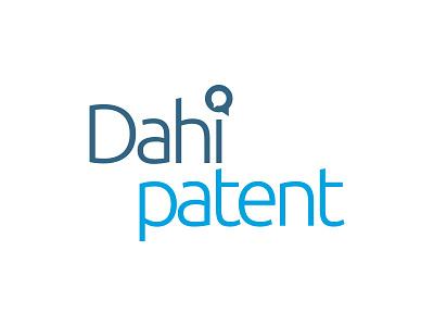 Dahi Patent company identity logo