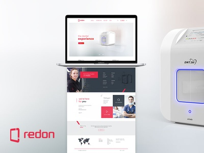 Redon design web