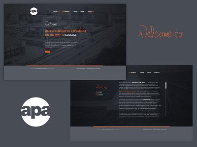 Apa Machine design web