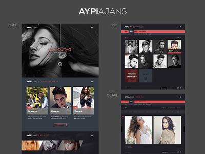 Aypi Agency design web