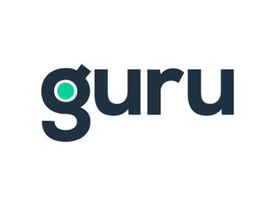Guru Technology company company identity branding logo identity