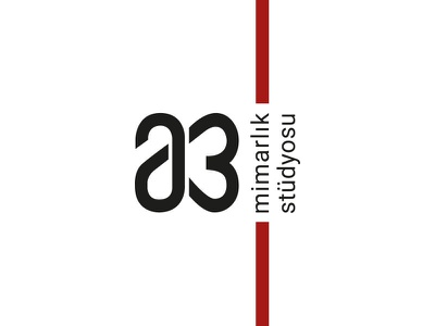 A3 Mimarlık Stüdyosu branding identity logo company identity