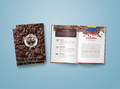 Shepherd Kaldi Catalogue catalogue design