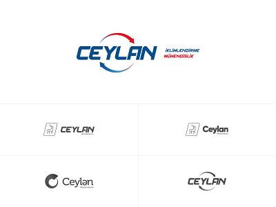 Ceylan Engineering branding identity logo company identity