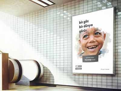 IHH Social Campaign design illustration billboard billboard design