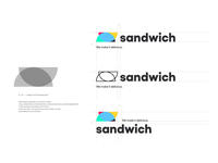 Sandwich creative agency logo
