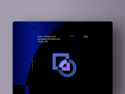 brandOn new-identity. Website with logomark