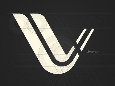 'W'. Logo for WebTalkTo
