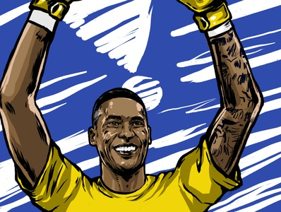 Alphonse Areola illustration Mood01c