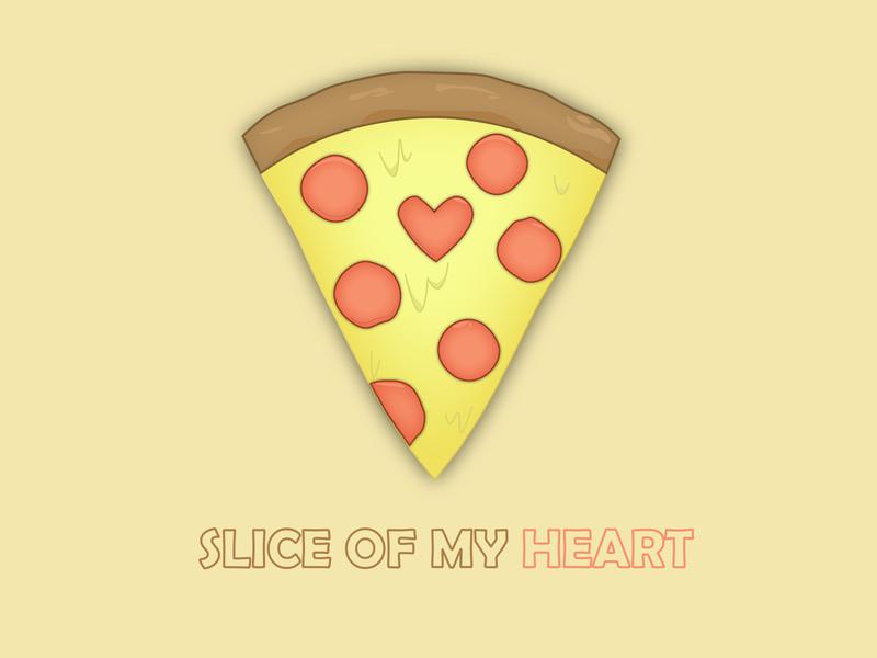 Slice of my heart