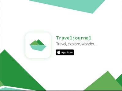 Traveljournal App
