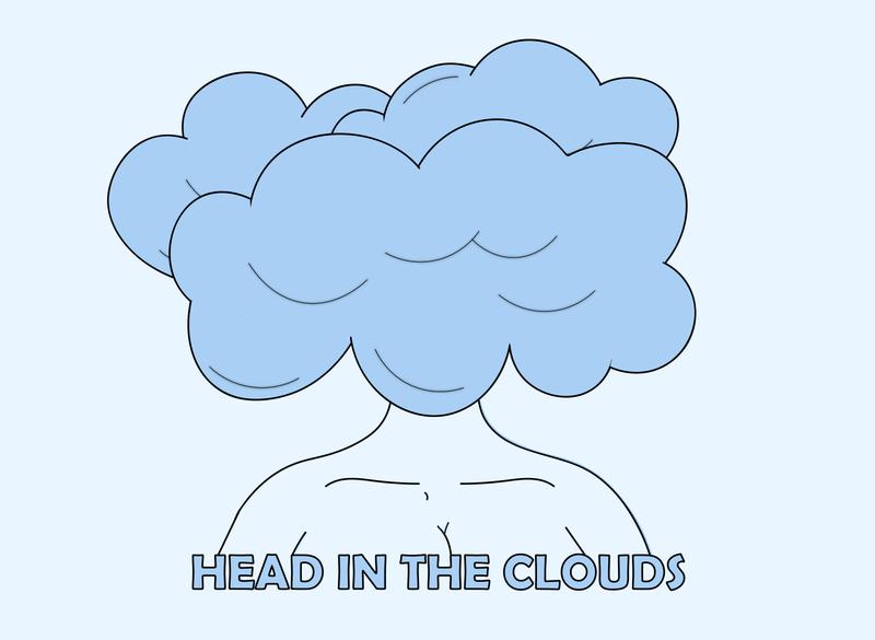 Head in the clouds adobe creative cloud adobe creative suite adobe adobe suite adobe illustrator illustration digital illustration art illustration design illustration illustrations illustrator