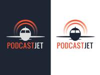 Podcast Jet Logo