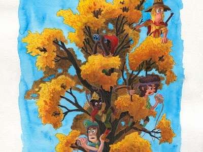 Tree Patrol