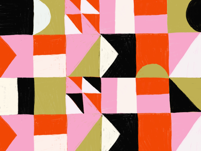 Geometric Illustration icon typography agency branding vector design illustration branding