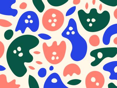 Patterns! Patterns! Patterns! artist abstract art funky pattern fun pattern design pattern illustration