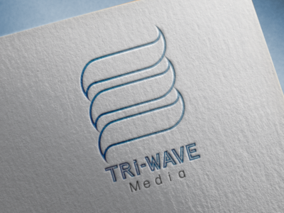 Pressed paper logo