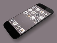 Iphone 6 Mobile Concept