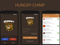 Hungry Chimp