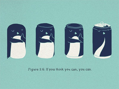 If u think u can