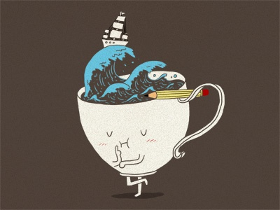 Brainstorming Coffee