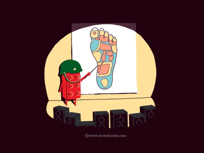 Know Your Enemy lol funny lego enemy attack foot war cute