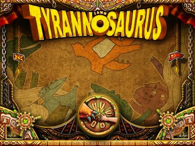 I Am A Tyrannosaurus!