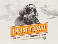 Enlist Today