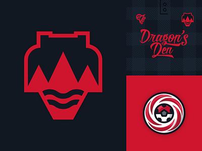 Blackthorn Dragons FC logo soccer football pokemon