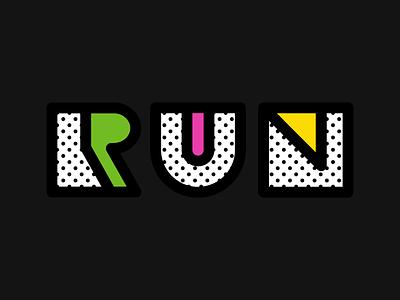 Run activewear leggings run