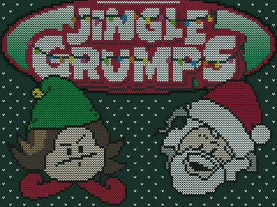 Jingle Grumps Ugly Sweater