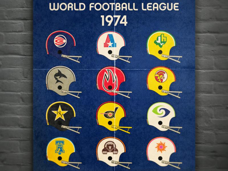World Football League 1974