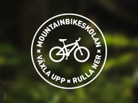 Mountainbikeskolan Logo
