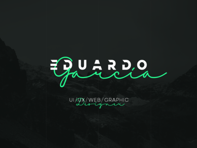 Eduardo Garcia - Personal Logo
