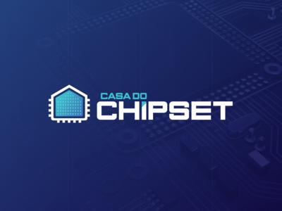 Casa do Chipset - Logo Redesign