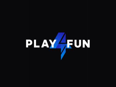 Play4Fun - Logo Design