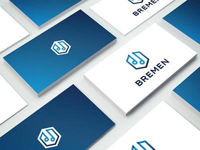 Logo Design Concept for 'Bremen' webui