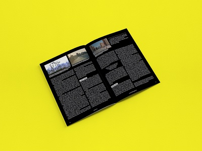 Kosovo 2.0 - Editorial Design print mockup minimal design black yellow magazine layout editorial