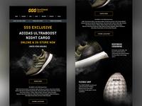 Adidas Ultraboost Emailer