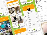 Second hand app platform