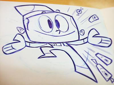 Malaco boy sketches