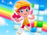 Puzzle Game Character