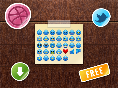 Twitter Kaomoji twitter emoticons free icon
