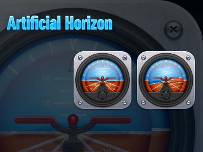 Artificial horizon