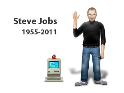 Goodbye Steve Jobs