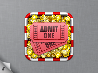 Movie movie iphone icon wip